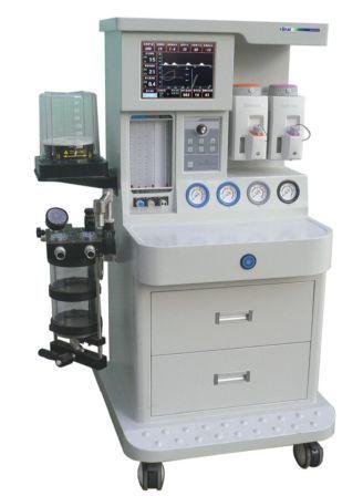 Máquina Para Anestesia Con 2 Vaporizadores